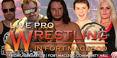 PPW Live in Fort Macleod! tickets