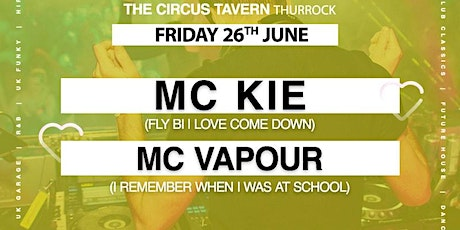 Show Me Love - The Circus Tavern - Thurrock tickets