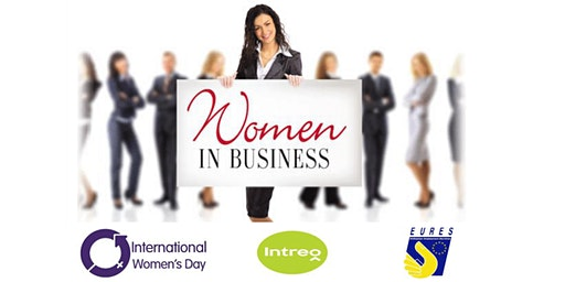 Women in Business celebrating International Women's Day