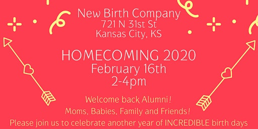Homecoming 2020 at New Birth Company KCK