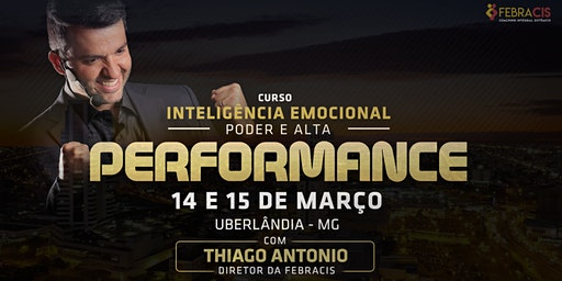 [UBERLÂNDIA/MG] Curso Inteligência Emocional | Poder e Alta Performance