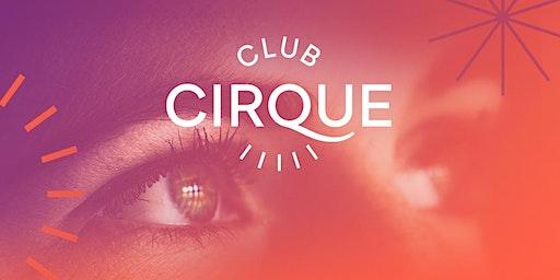 Événement Club Cirque : visite guidée du Cirque du Soleil