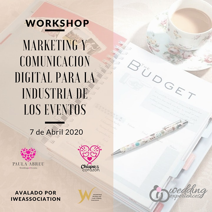 Imagen de Workshop Marketing y Comunicación Digital para la