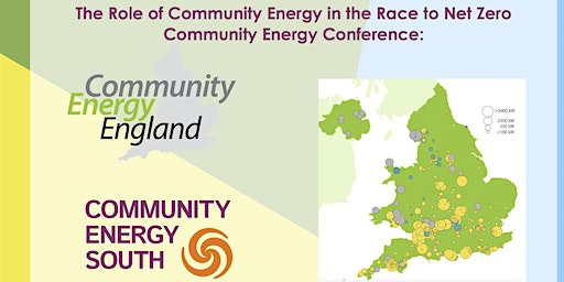 Community Energy  South Annual Spring Conference 2020