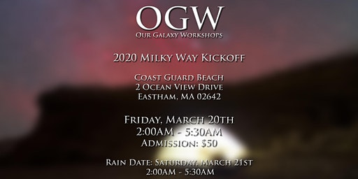 OGW: 2020 Milky Way Kickoff