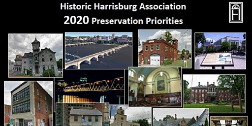 Lecture: Historic Harrisburg's 2020 Preservation Priorities