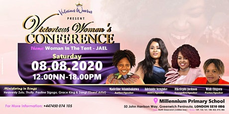 Victorious Women's  Conference tickets