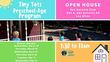 Tiny Tots Open House