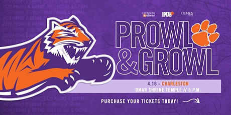 2020 Charleston Prowl & Growl Tour Stop tickets
