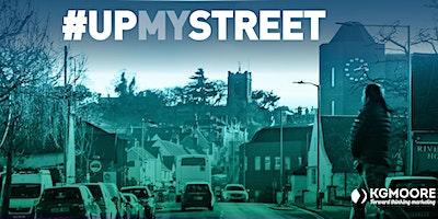 #UpMyStreet