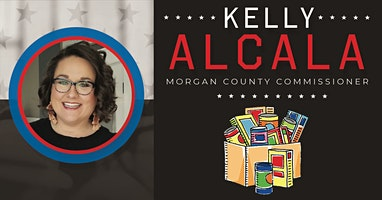 Meet the Morgan County Commissioner Candidate & Support the Community!