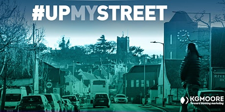#UpMyStreet tickets
