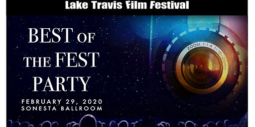 Best of the Fest Party  (Awards Dinner and Scholarship Fundraiser)