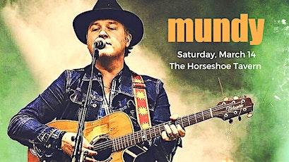 Mundy tickets