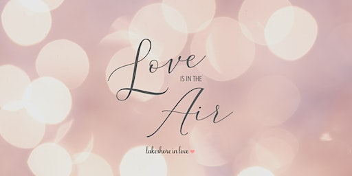 Love is in the Air: A Visual Wedding Showcase from Lakeshore in Love