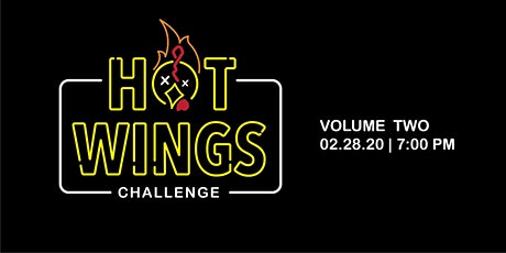 Hot Wings Challenge Volume 2! tickets