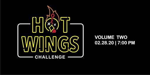 Hot Wings Challenge Volume 2!