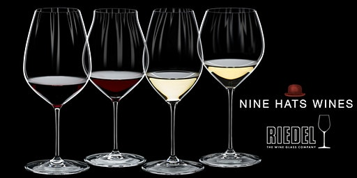 Nine Hats Wines Welcomes Riedel to the SoDo Tasting Room