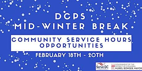 DCPS Community Service Emergency Preparedness Day tickets