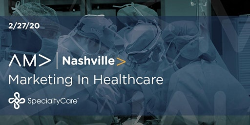 Marketing In Healthcare Networking Mixer
