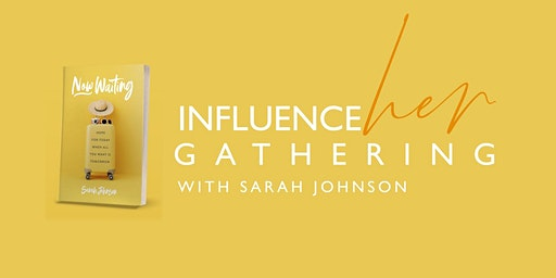 Influence Her Gathering with Union Coffee & Casual Business