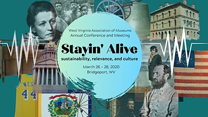 2020 WV Association of Museums Conference tickets