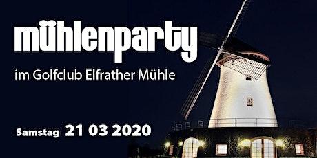 Mühlenparty 4.0 Tickets