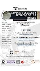 Aspectos Legales y Técnicos de los Drones entradas