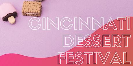 Cincinnati Dessert Festival tickets