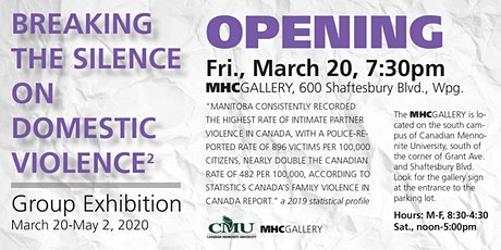 Breaking the Silence on Domestic Violence through  Visual Arts II tickets
