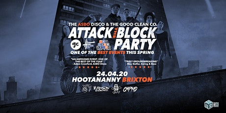 Attack The Block Party: High Focus Double Bill tickets