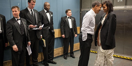 Food for Thought - Pete Souza: Two Presidents, One Photographer tickets