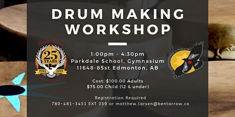 Traditional Drum Making Workshop tickets