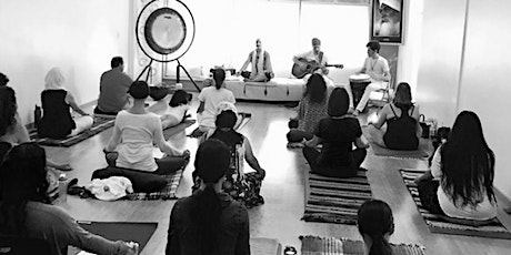 Morning Kundalini Yoga with Live Music & Sound Bath tickets