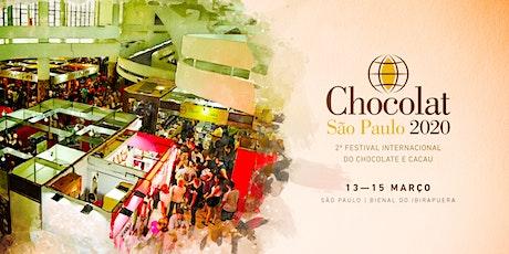 Feira | Chocolat Festival | São Paulo 2020 ingressos