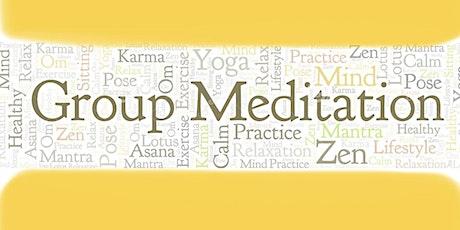Group Meditation - Soho tickets