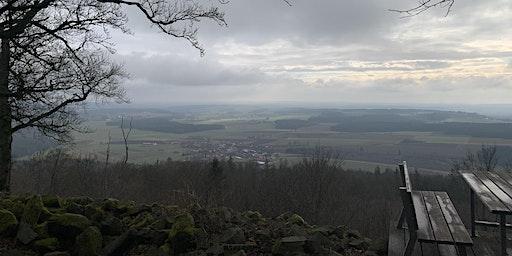 WWE:  Upper Palatinate Germany hike at Rauher Kulm with wine exchange!