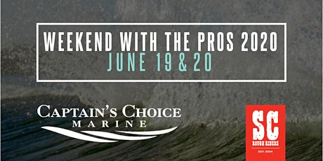 Weekend With The Pros 2020 tickets