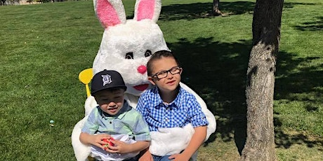 Annual DSIA Easter Egg Hunt & Easter Bunny Potluck  tickets