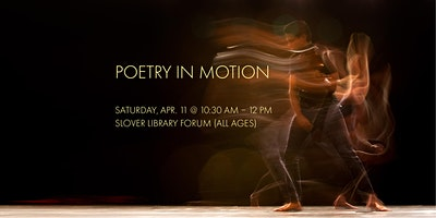 Poetry in Motion, ODU Writers  In Community
