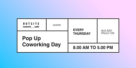 Pop-Up Coworking Day in Lisbon bilhetes