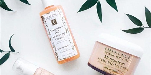 DIY Radiance Enhancing Facial with Eminence Organics