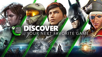 Xbox Game Pass Experience