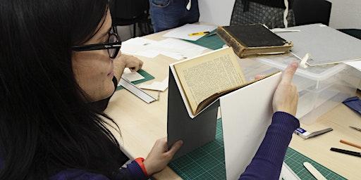 Sessió informativa del Màster en Arxivística i Gestió de Documents 05/03/20