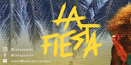LA FIESTA tickets