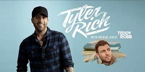 Tyler Rich Rather Be Us Tour at Hard Rock Hotel & Casino Sacramento