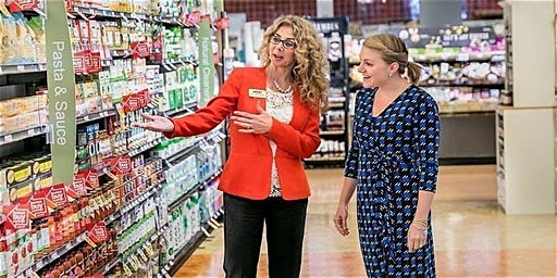 Herllertown GIANT: Nutrition Store Tour