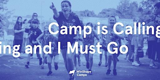 Pre-Registration For WinShape Camps @ SCBC