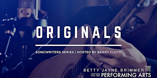 Originals - Original Songwriter Series