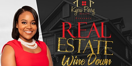 Real Estate Wine Down tickets